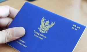 work permit in Thailand