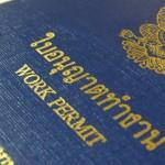 Thai work permits