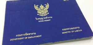 Thai Work Permit