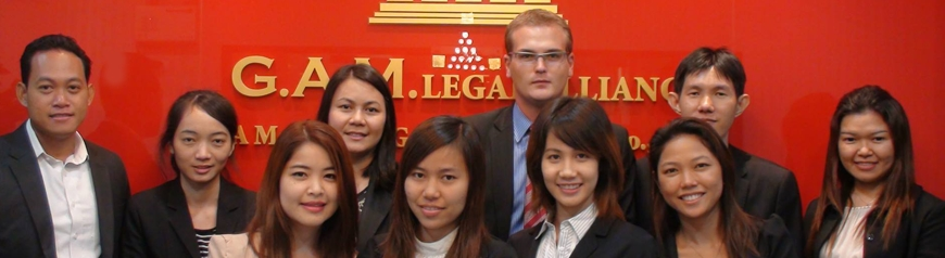 Thai lawyer Bangkok